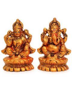 Buy Optimistic Lakshmi Ganesha Idol Online
