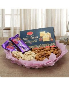 Buy Sweetness With Dry Fruits Online