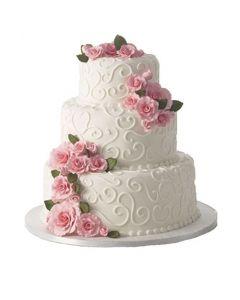 Buy 3 tier Anniversary Cake Online (5 Kg)