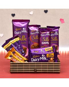 Cadbury Dairy Milk Chocolate Hamper