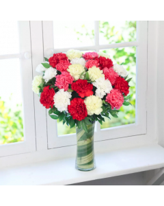 Mix Carnations Bouquet