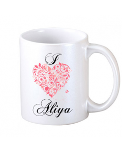 Express your Love on a Mug