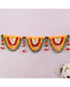 Buy Traditional Toran Bandanwar Door Hanging Online