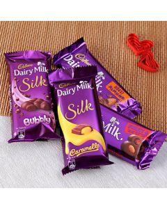 Buy Combo Cadbury Dairy Mailk Online