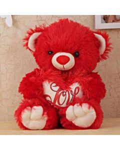 Buy Red Stuffed Teddy Bear Online