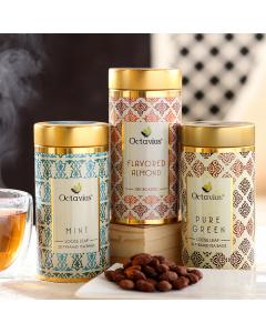 Almond Chocolate Tea Hamper