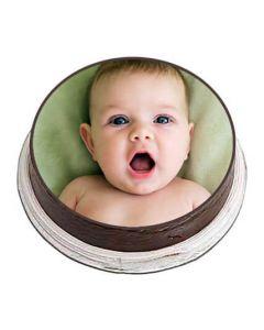 Buy Black Forest Customised Photo Cake Online