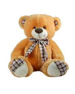 Furry Brown Teddy Bear