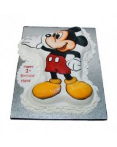Buy Mickey Mouse Cake Online (3 Kg)