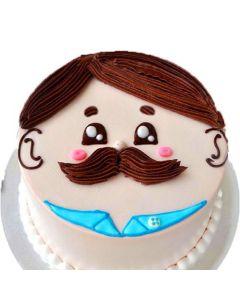 My Daddy Designer Cake