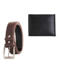 Wallet and Belt for Men