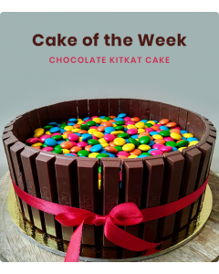 Chocolate Kitkat Cake