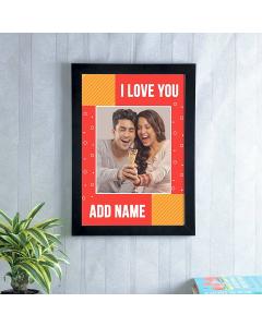 Couple Memories Photo Frames