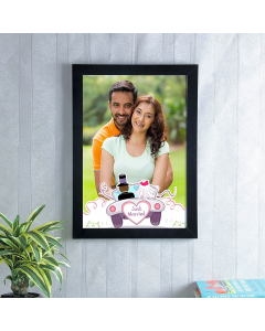 Couple Picture Photo Frames A3