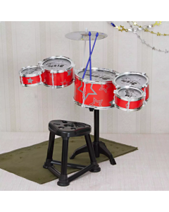 Drum with Stool Set