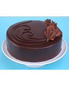 Plain Chocolate Regular Cake