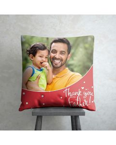 Father's Day Personalized Pillow