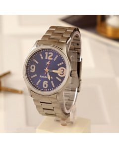 Formal Silver Fastrack Watch For Men