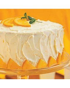 Fresh Orange Cake