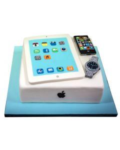 Gadgets Inc 3kg Cake