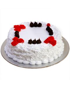 Buy Bud Roses Fondant Cake Online
