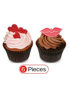 Love Cupcakes (6 Cup)