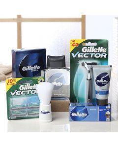 Gillette Shaving Set