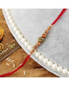 Buy Antique Thread Rakhi Online