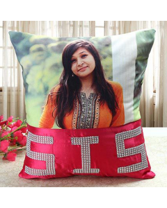 Personalized Comfy Cushion