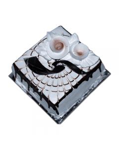 Plain Vanilla Regular Cake