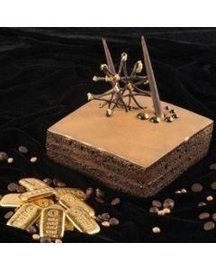 Gold 24 Carat Cake
