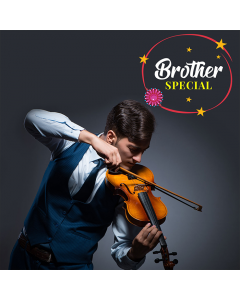 Rakhi Special Violinist On Call for Bro 10 to 15 Minutes
