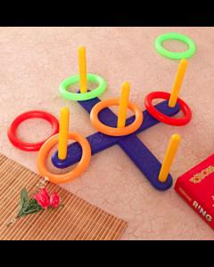 Ring Toss Game For Kids