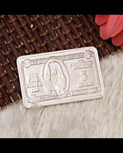 Send Silver Dollar 5Gms
