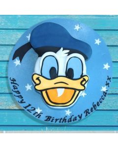 Buy Donald Duck Theme Cake Online