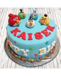Buy The Angry Bird Cake Online