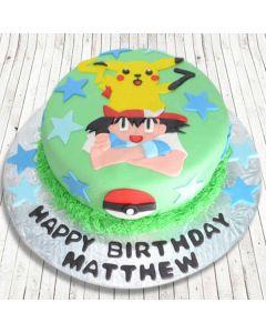 Buy Pikachu Cake Online