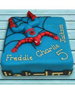 Buy Flying Spider-Man Cake Online