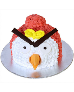 Buy Li'l Angry Bird Cake Online