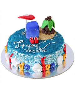 Buy Beach Vaction Cake Online