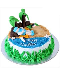 Buy SunBath Cake Online