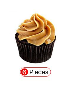 Buy Chocolate Cupcakes Delight Online (6 Cup)