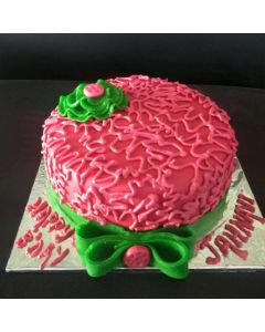 Birthday Girl Cake