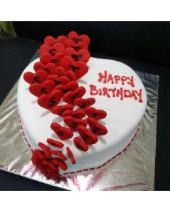 Spouse Birthday Cake