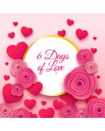 Buy 6 Days Gifts Hampers for your Love Online
