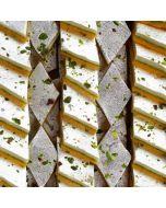 Buy Kaju Kesar Pista Triangles Online