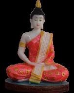 Buy buddha bhagwan Pink Murti Online