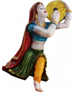 Buy Traditional Women Statue Online