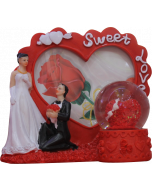 Buy Valentine sweet LOVE Showpiece Online