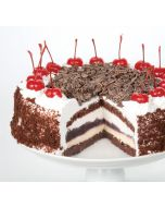 Black Forest Supreme Cake